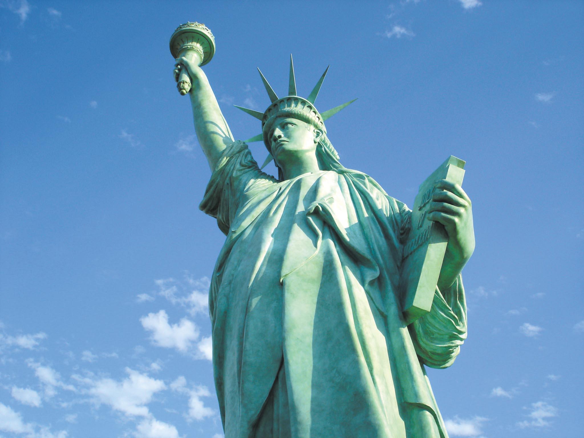 Très Statue de la Liberté - Colmar LB32