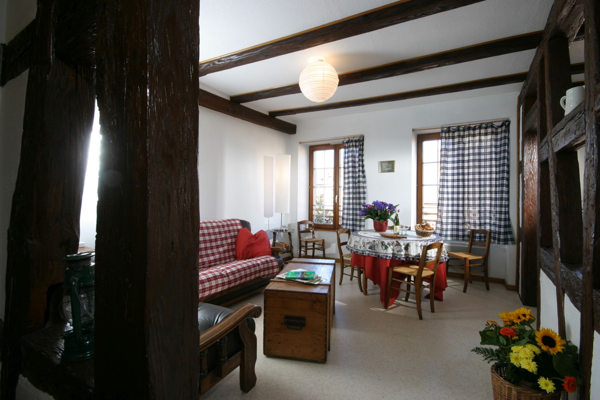 Holiday flat from Marie-Christine OTT-DELAUNAY - Meublé de la Lauch on