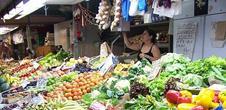 Terroir market - Quartier Ouest