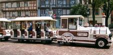 Petit Train Blanc