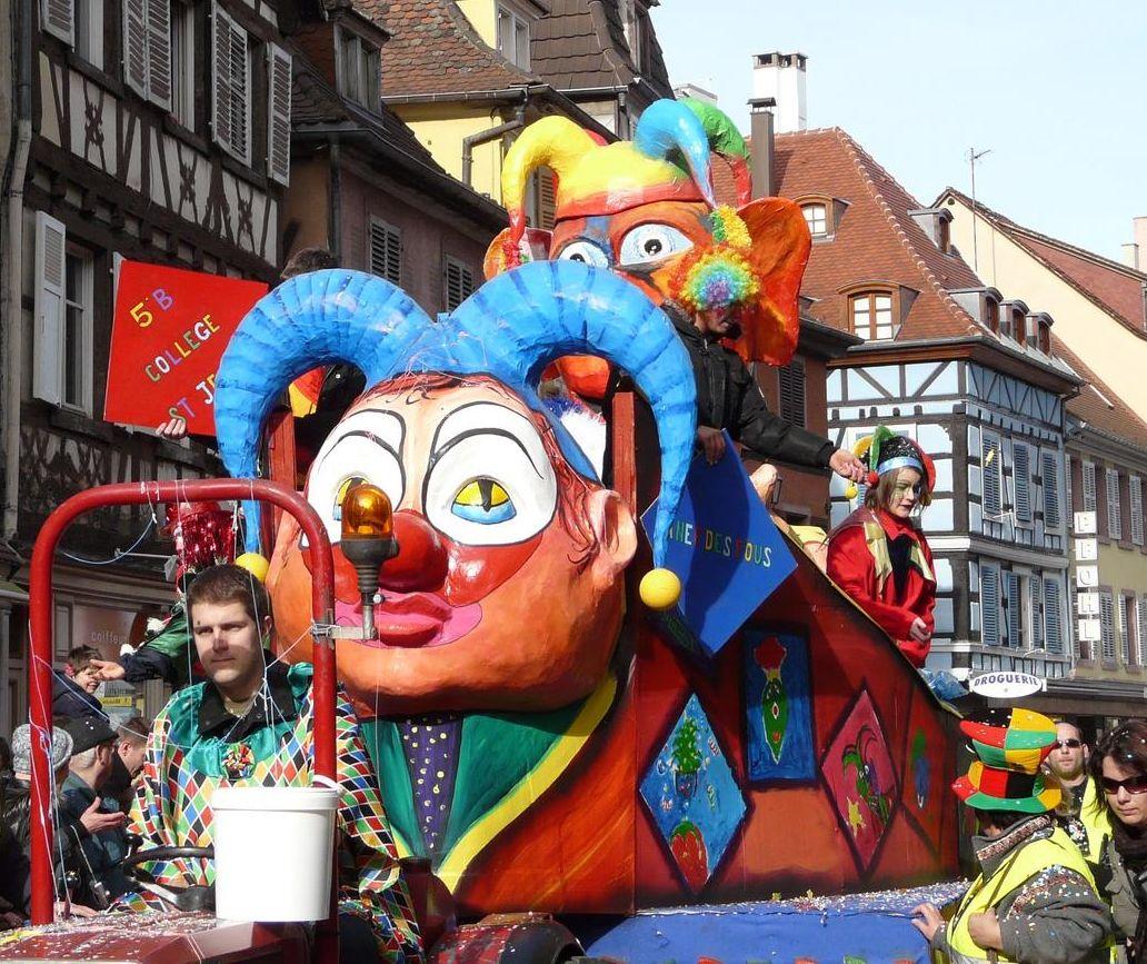 Carnival - Big parade