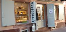 Saint Nicolas cheese shop