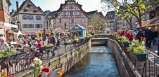 The Spring invites you in Colmar