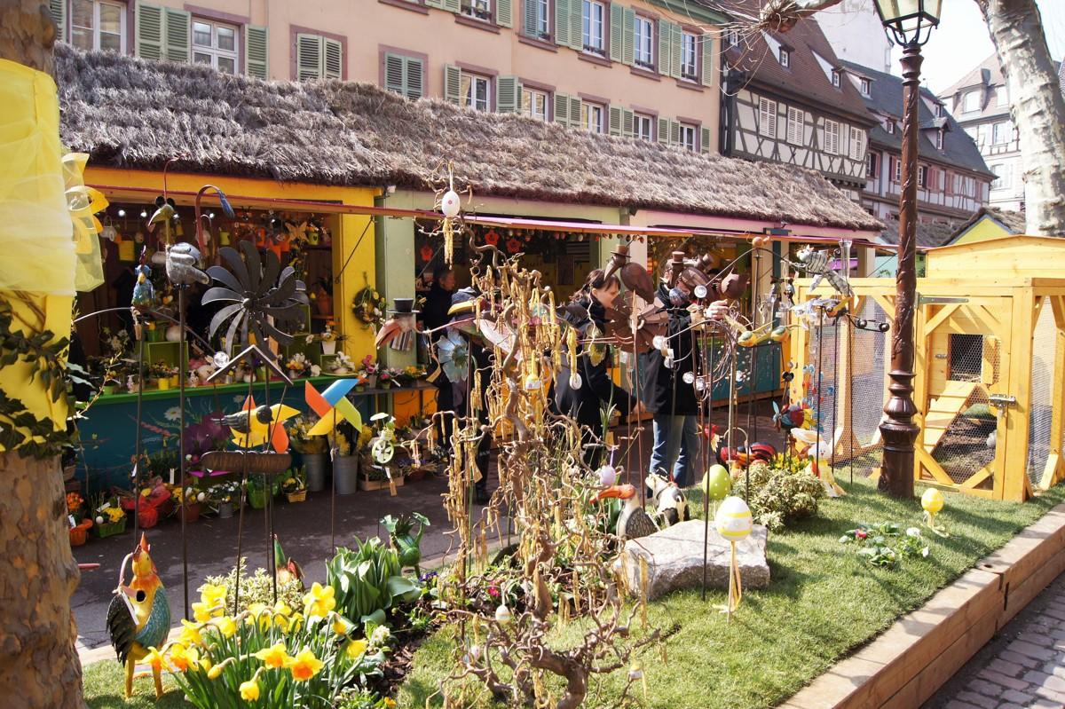 Colmar fête le printemps