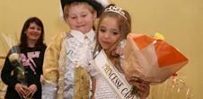 Election of the Carnaval prince & princess