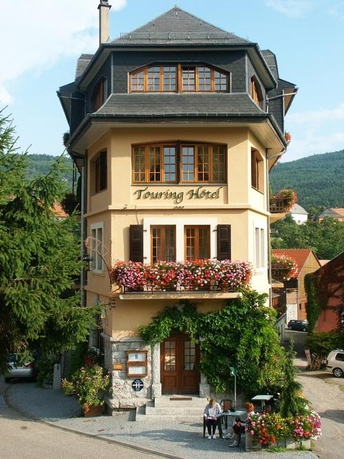 Colmar Alsace France Tourist Office Hotel Spa Le Clos Des Sources