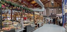 Permanent terroir market - Market hall