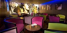 Hôtel Roi Soleil Prestige (Lounge bar)