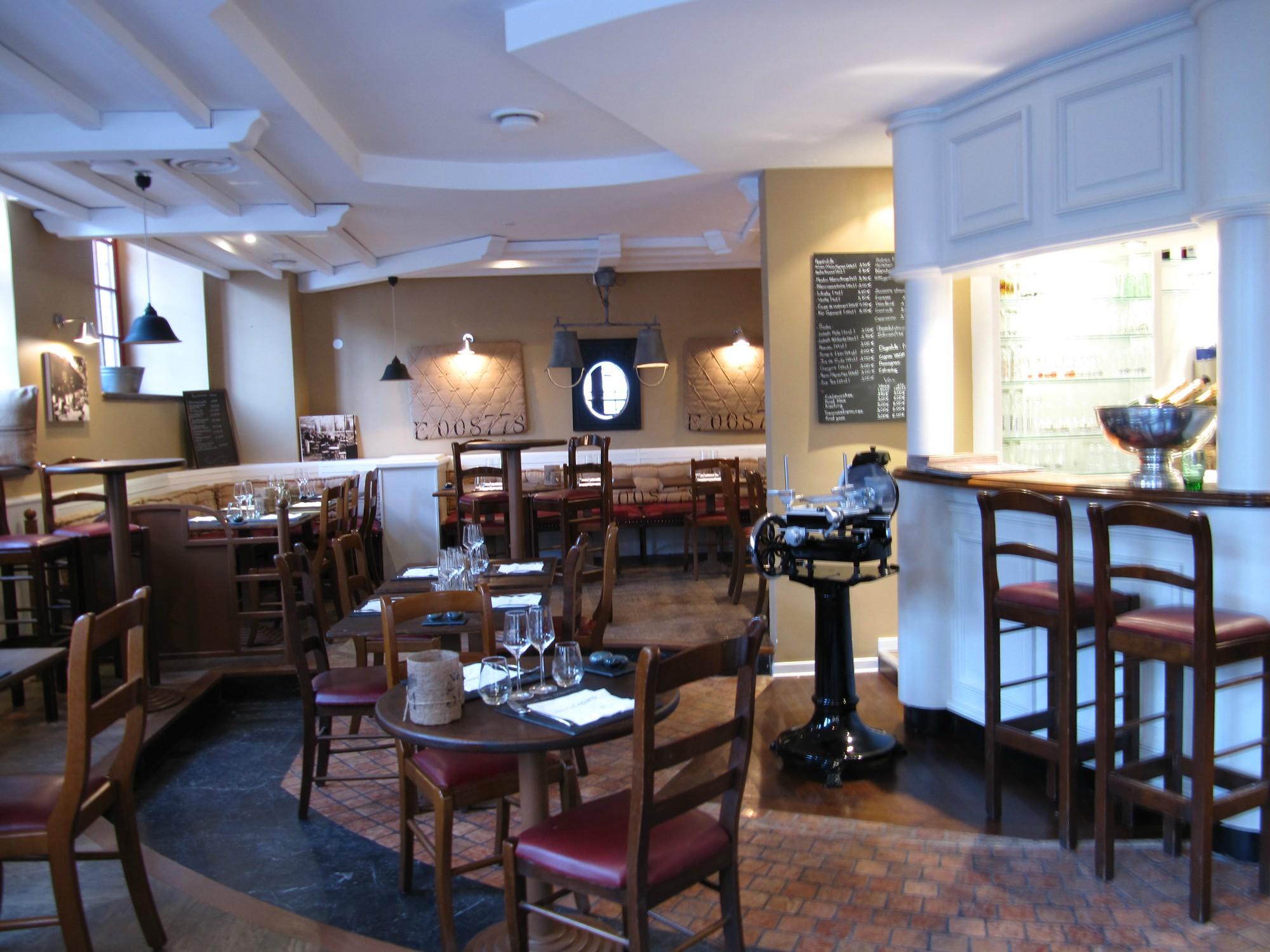 Le bistrot des copains Colmar, Alsace / http://lebistrotdescopains.com/