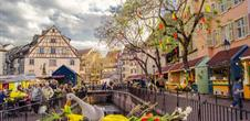 Guided visite - Colmar celebrates the Spring (only in french)