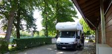 Aire de service du Camping de l'Ill-Colmar