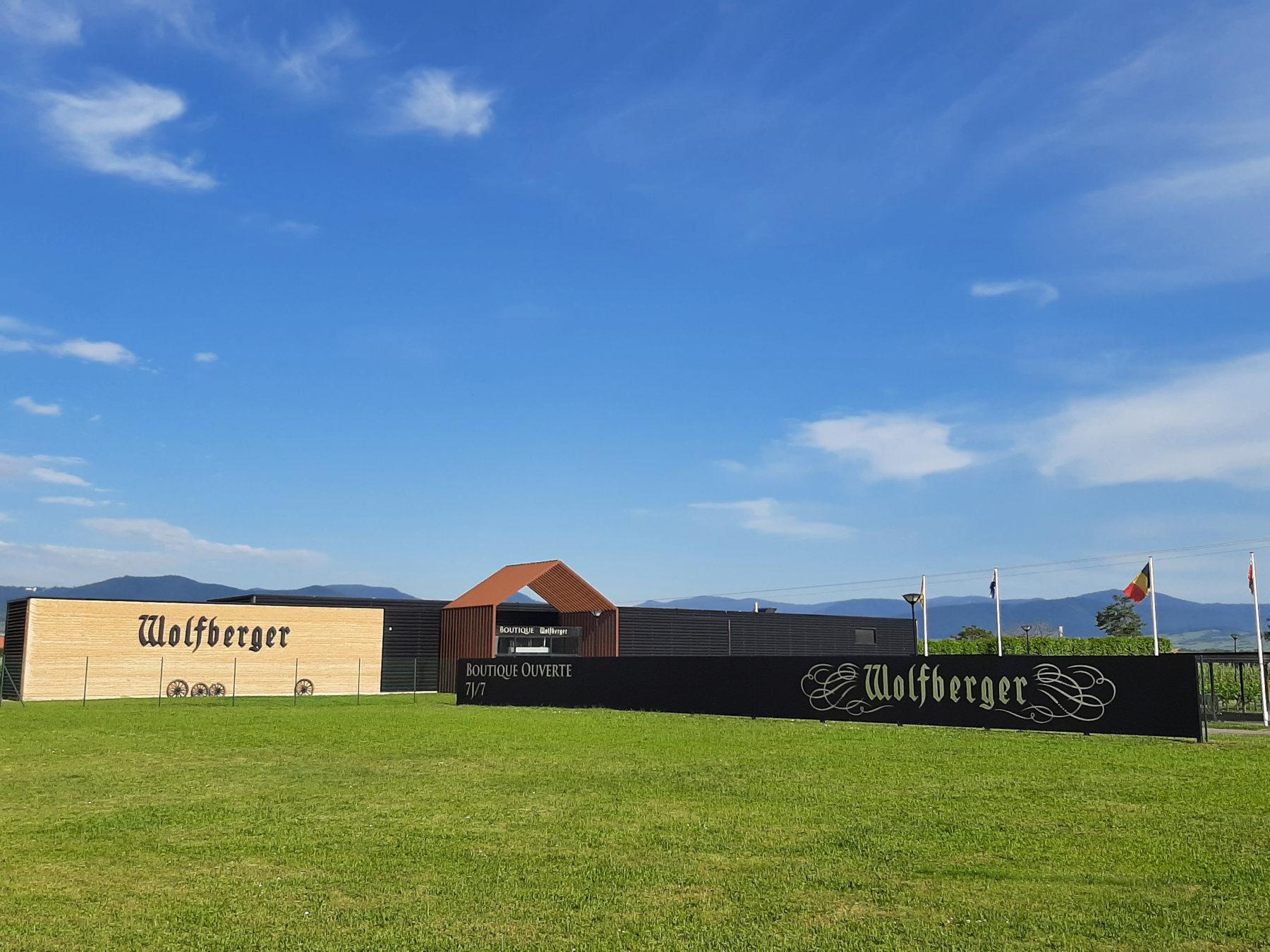 Boutique La Cave Wolfberger
