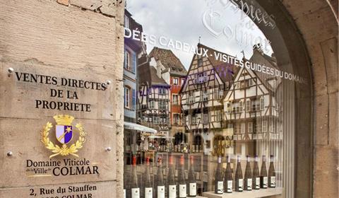 Office De Tourisme Colmar En Alsace