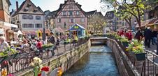 The Spring invites you in Colmar on the place of the former customs house