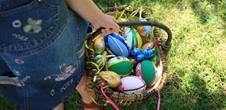Animation de Printemps : chasse aux oeufs de Pâques