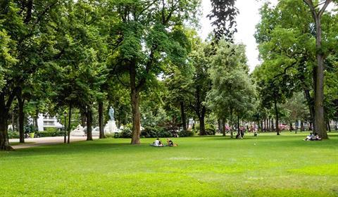 Parcs Jardins Et Arbres Remarquables  Colmar Ville De
