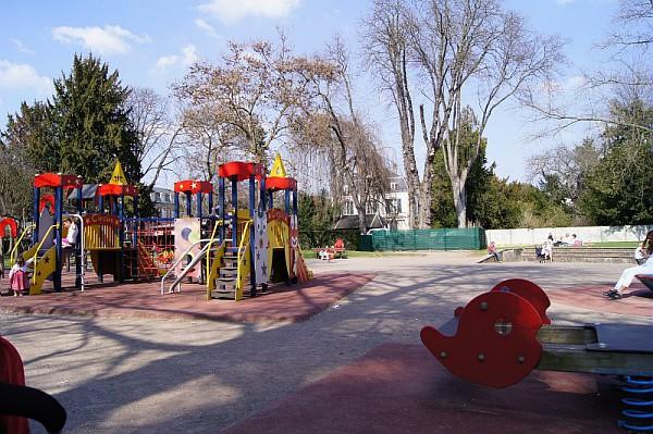 Parc Méquillet