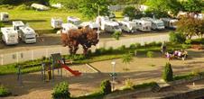 Aire de stationnement de camping-cars - Port de Plaisance de Colmar