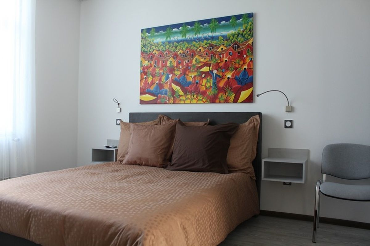 Furnished accomodation from Monique GIRARDIN