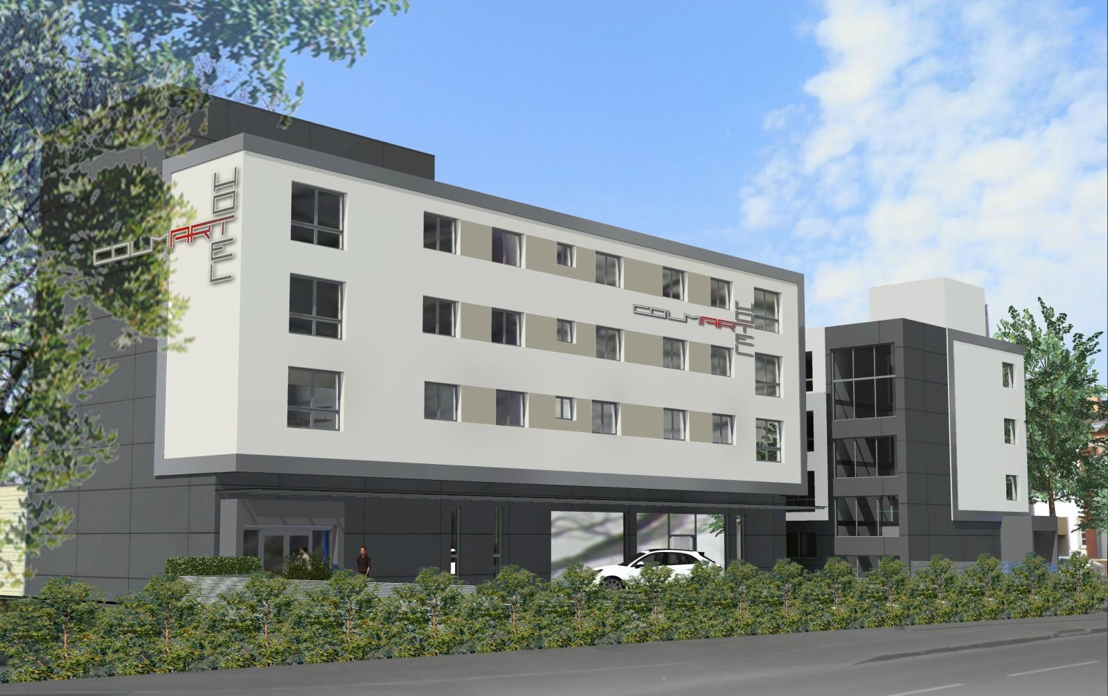Colmar h tel colmar for Hotels colmar
