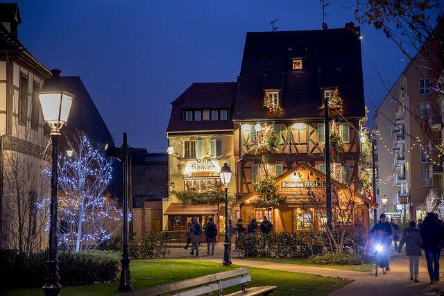 Chasse aux trésors de Noël : Colmar, Une vraie arche de Noé - Colmar