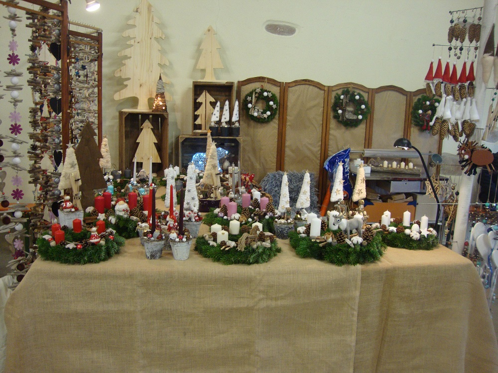 Marché de Noël à Jebsheim