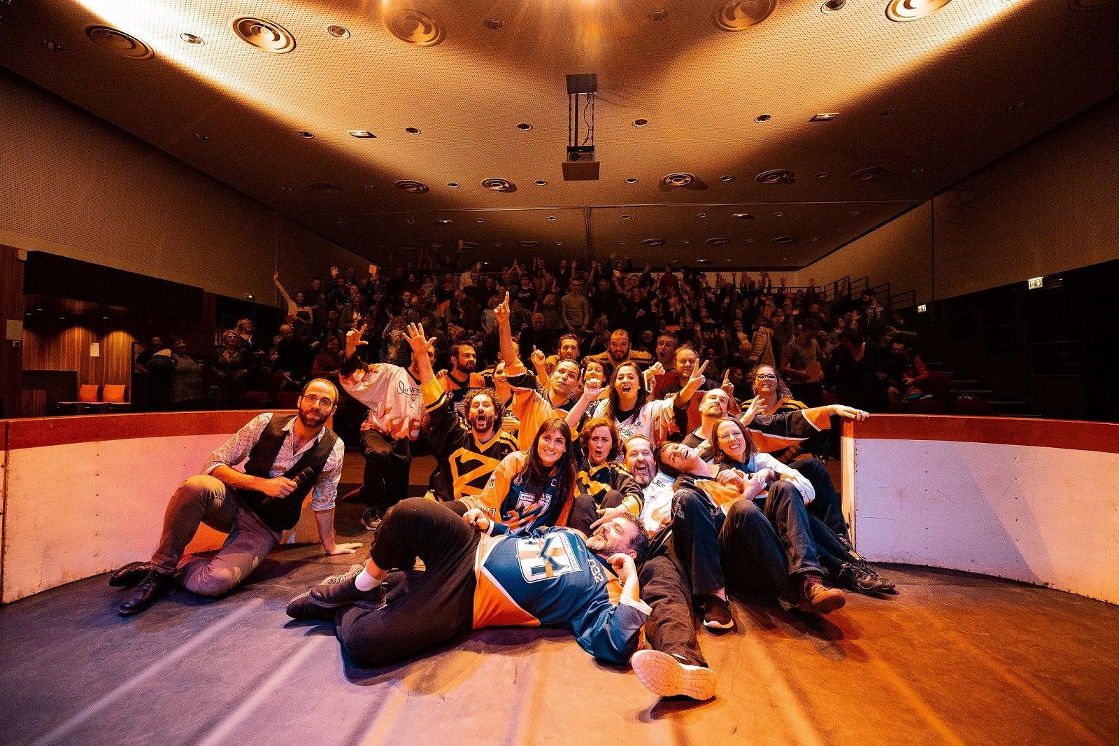 Festival international d'improvisation : Festikheim 4 1/2