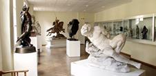 Salle d'exposition  Musée Bartholdi, Colmar, Alsace / www.musee-bartholdi.fr Crédit photo : Christian Kempf - Studio K