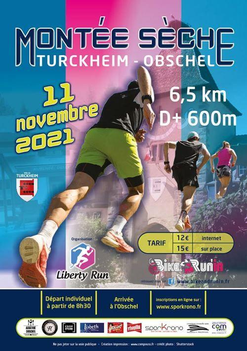 Montée sèche Turckheim - Trois Epis