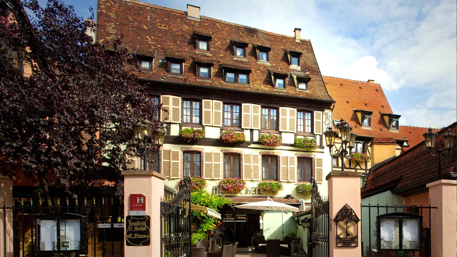 Office de tourisme de colmar en alsace hostellerie le mar chal - Office de tourisme de colmar ...
