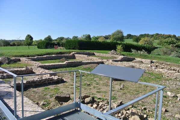 La villa gallo-romaine du Gurtelbach