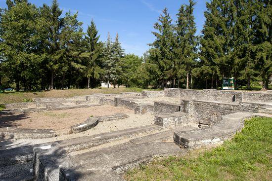 Gallo-roman site