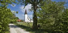 Visite de la chapelle du Kirchberg