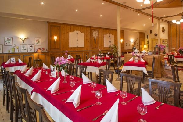 Restaurant Le Relais fleuri