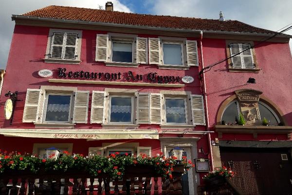Restaurant au Cygne