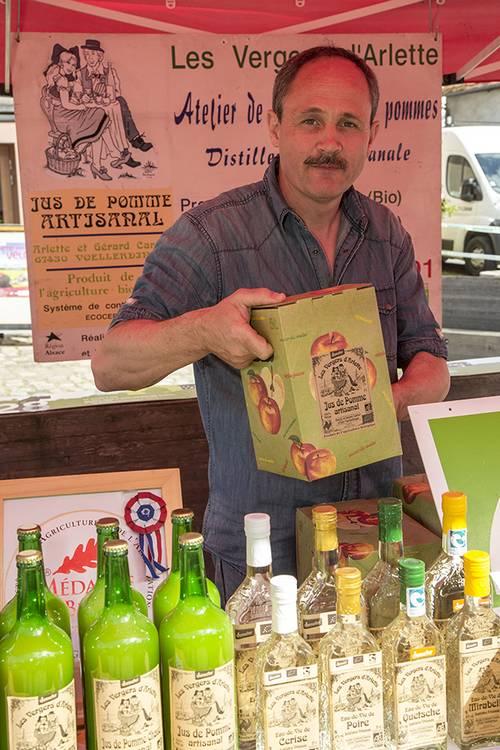 Bio Produkte Les Vergers d?Arlette