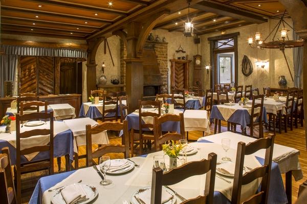 Restaurant La Grange du Paysan - La Grillardière