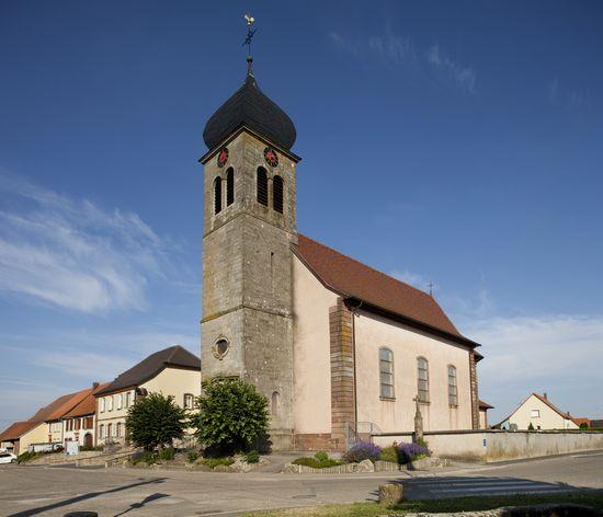Eglise catholique Stengel