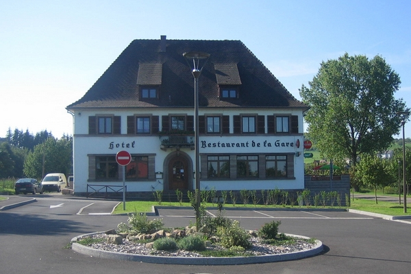 Café-restaurant de la gare