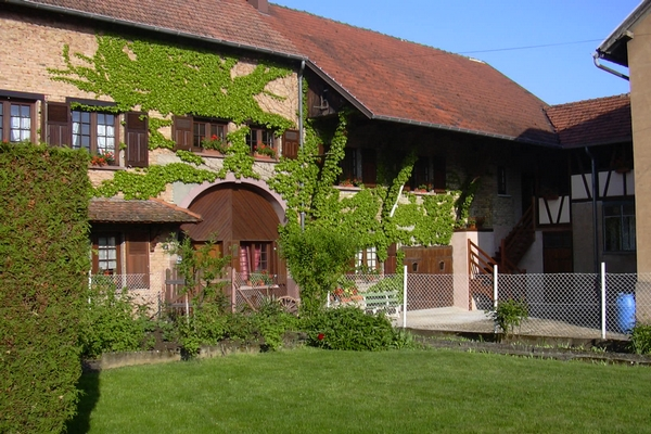 Furnished accommodation Mr LETSCHER - 6 pers.