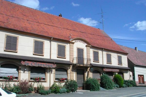 Restaurant Le Charaban