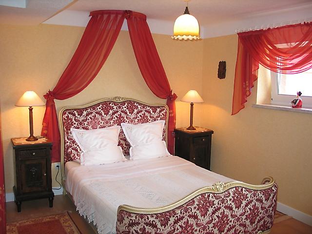 Les chambres d'hôtes Au Fenil