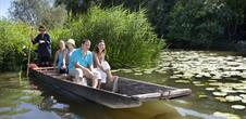 Boat trips on the River Sarre