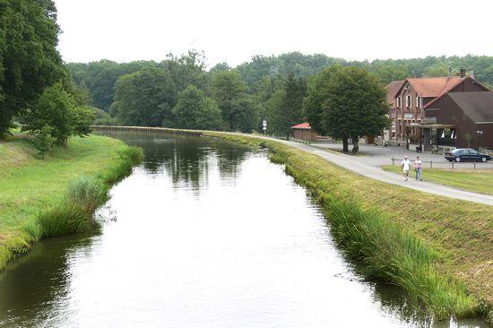L'Alsace Bossue à vélo - boucle bleue