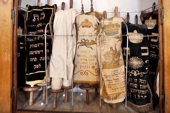 Le patrimoine juif