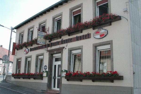 Restaurant A La Porte Haute