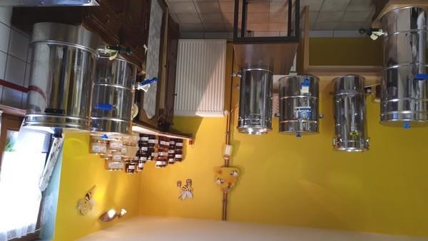 Honey production - Mr Klein
