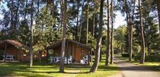 Châlets HLL du Camping Les Sapins