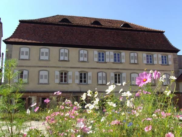 Unterkunft für Gruppen und Schulklassen, in der Mühle (Grange aux Paysages)