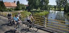 L'Alsace Bossue à vélo - circuit Au fil de l'Eichel